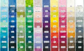 Tonal Colour Card
